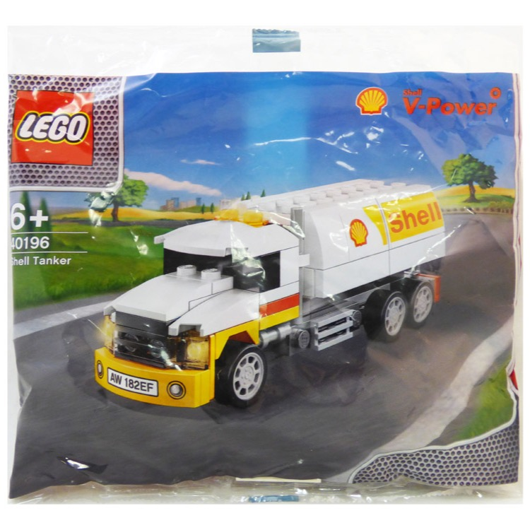 LEGO Racers Sets: Ferrari 40196 Shell Tanker NEW