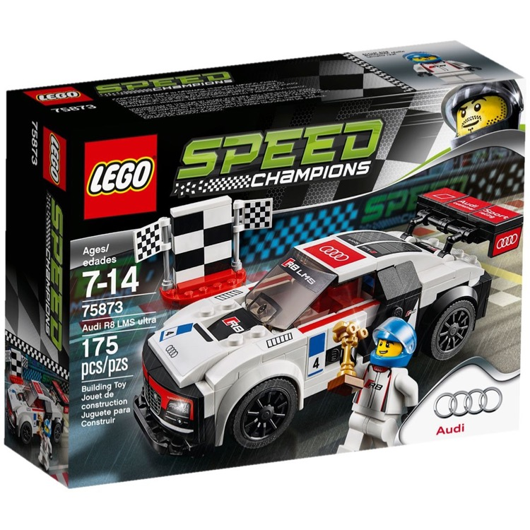 LEGO Speed Champions Sets: 75873 Audi R8 LMS ultra NEW