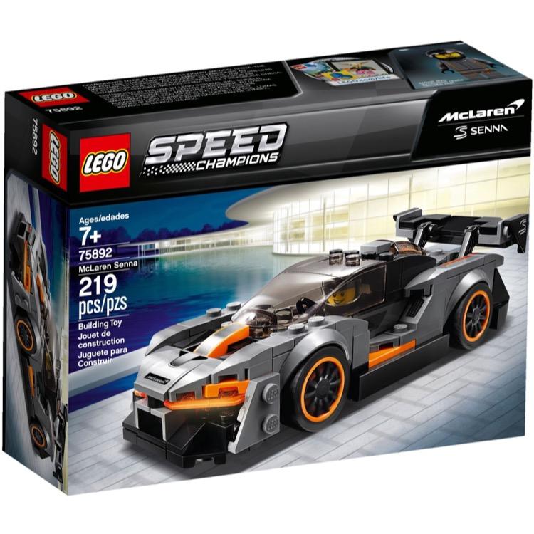 Lego Speed Champions Sets 75892 Mclaren Senna New