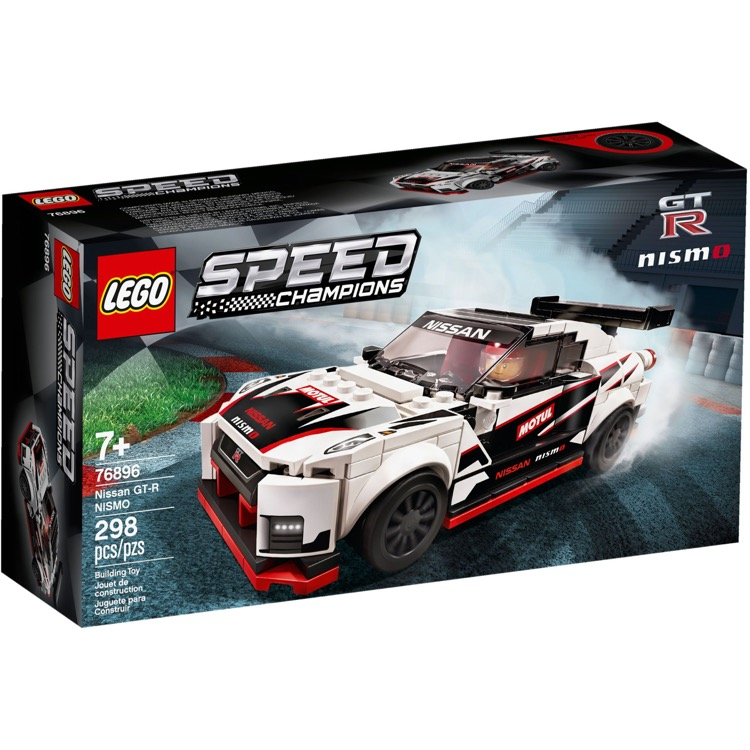 LEGO Speed Champions Sets: 76896 Nissan GT-R NISMO NEW