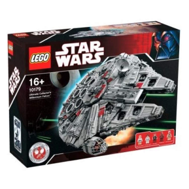 LEGO Star Wars Sets: Ultimate Collector Series Classic 10179 Ultimate Collector's Millennium Falcon NEW