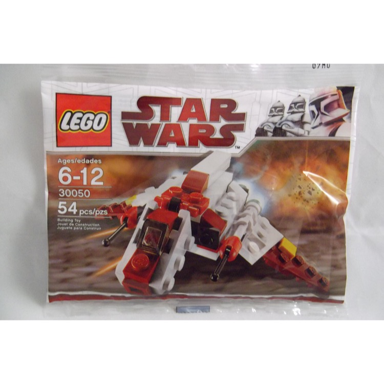 LEGO Star Wars Sets: Mini 30050 Republic Attack Shuttle NEW