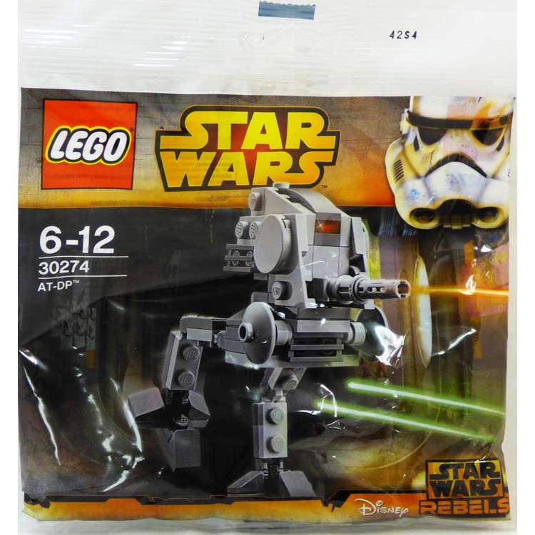 LEGO Star Wars Sets: Mini 30274 AT-DP NEW