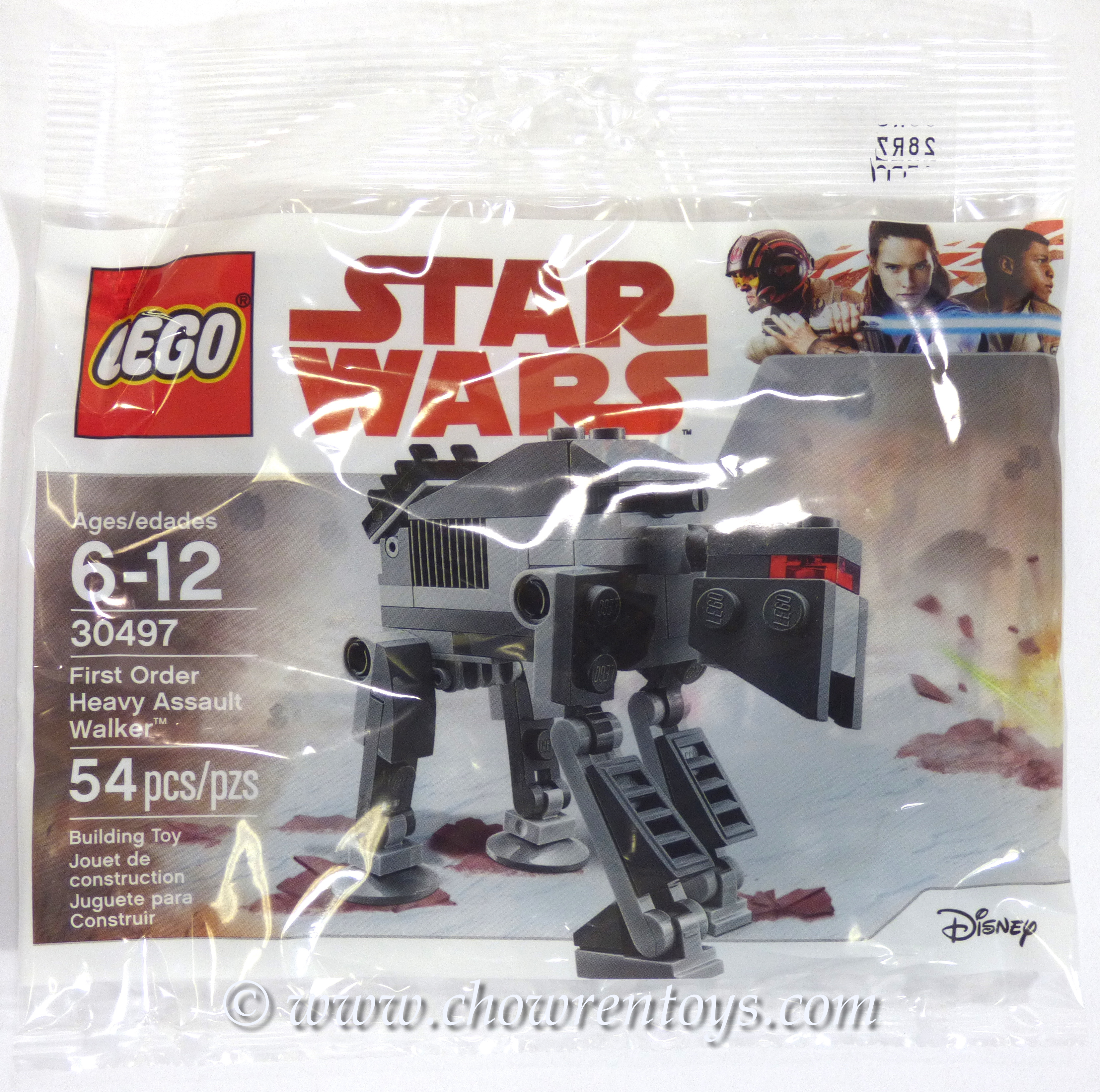 LEGO Star Wars Sets: Mini 30497 First Order Heavy Assault Walker NEW