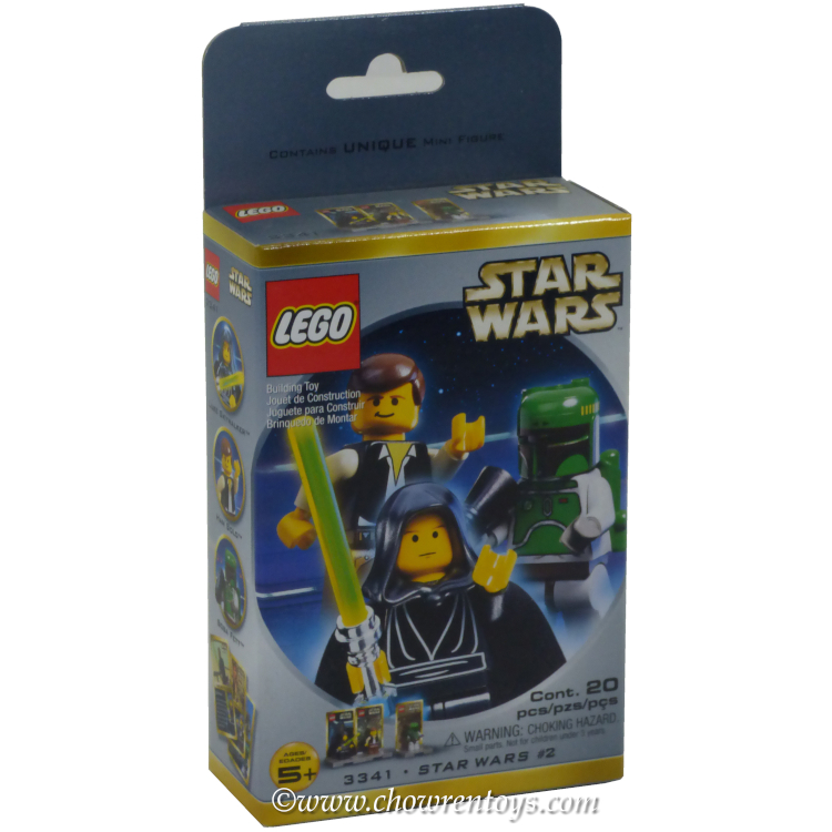 LEGO Star Wars Sets: 3341 Mini Hero #2 NEW