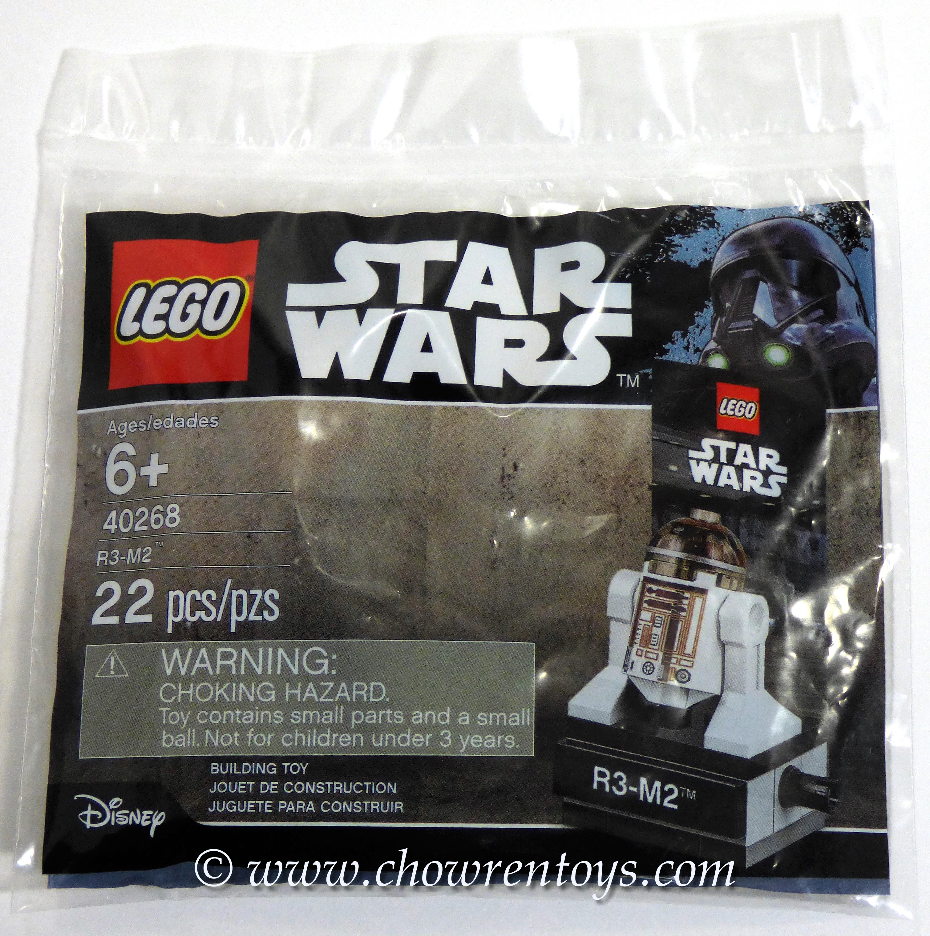 LEGO Star Wars Sets: 40268 R3-M2 NEW