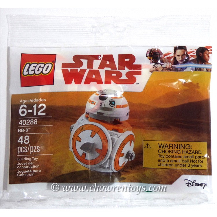 LEGO Star Wars Sets: 40288 BB-8 NEW