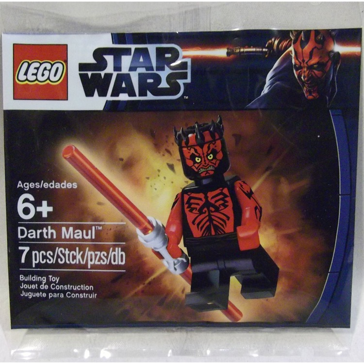 LEGO Star Wars Sets: Episode I 5000062 Darth Maul NEW