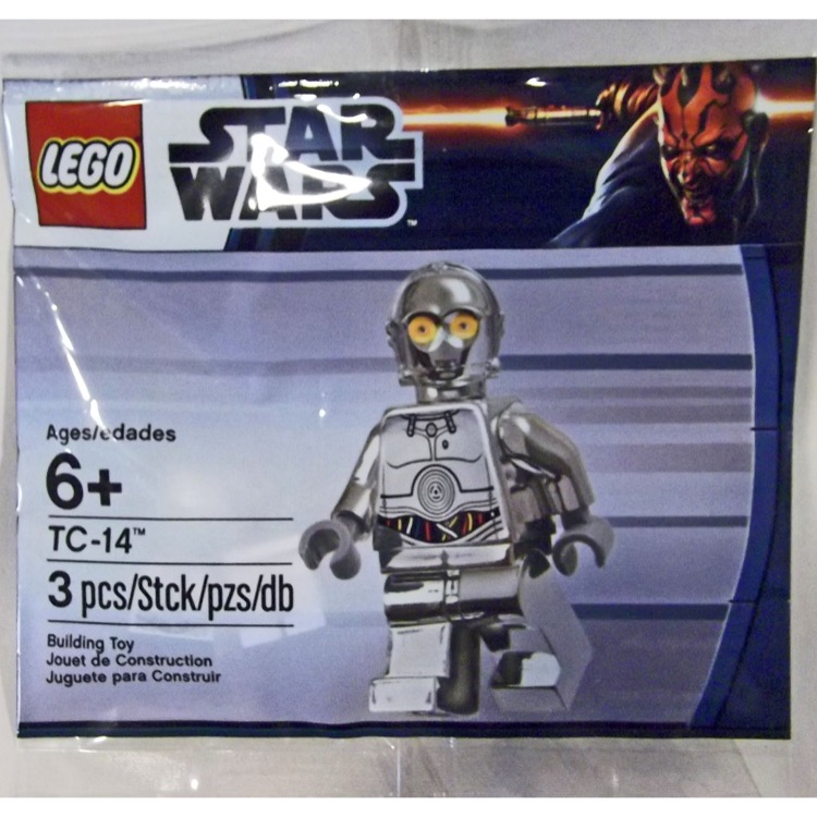 LEGO Star Wars Sets: Episode I 5000063 TC-14 NEW