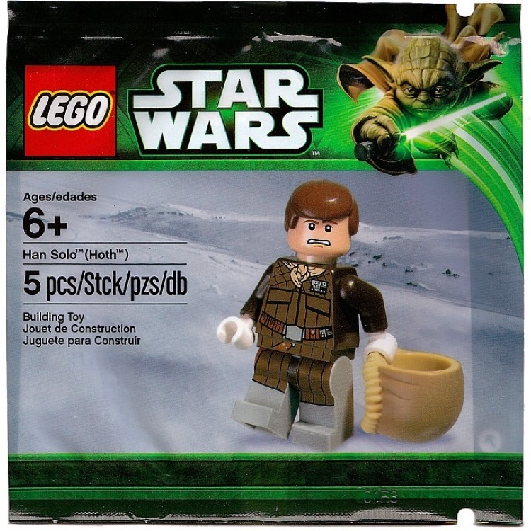 LEGO Star Wars Sets: 5001621 Han Solo (Hoth) NEW