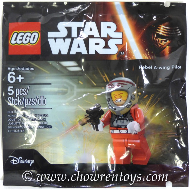 5004408 Star Wars Rebel A-Wing Pilot Sealed LEGO Polybag New