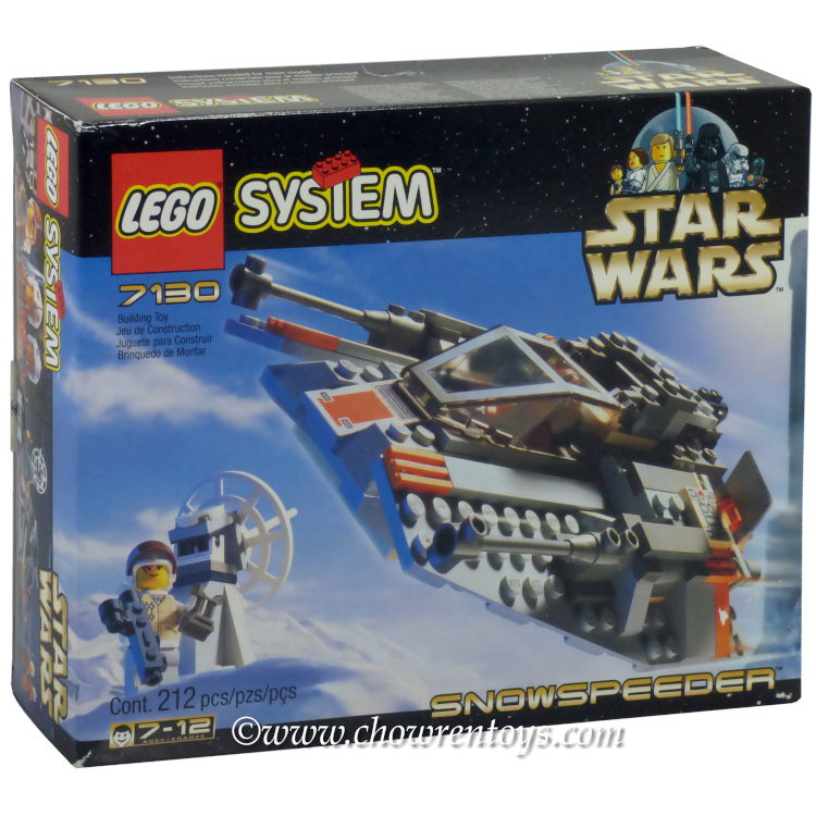 LEGO Star Wars Sets: Classic 7130 Snowspeeder NEW