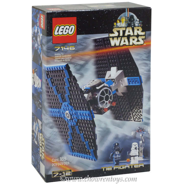 LEGO Star Wars Sets: Classic 7146 TIE Fighter NEW
