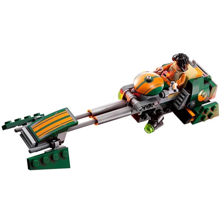 Brand New in Box Lego star wars 2015 75090 Ezra/'s Speeder Bike