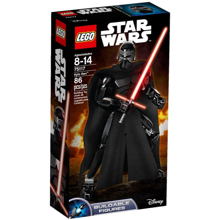 LEGO Star Wars Sets: 75117 Kylo Ren NEW