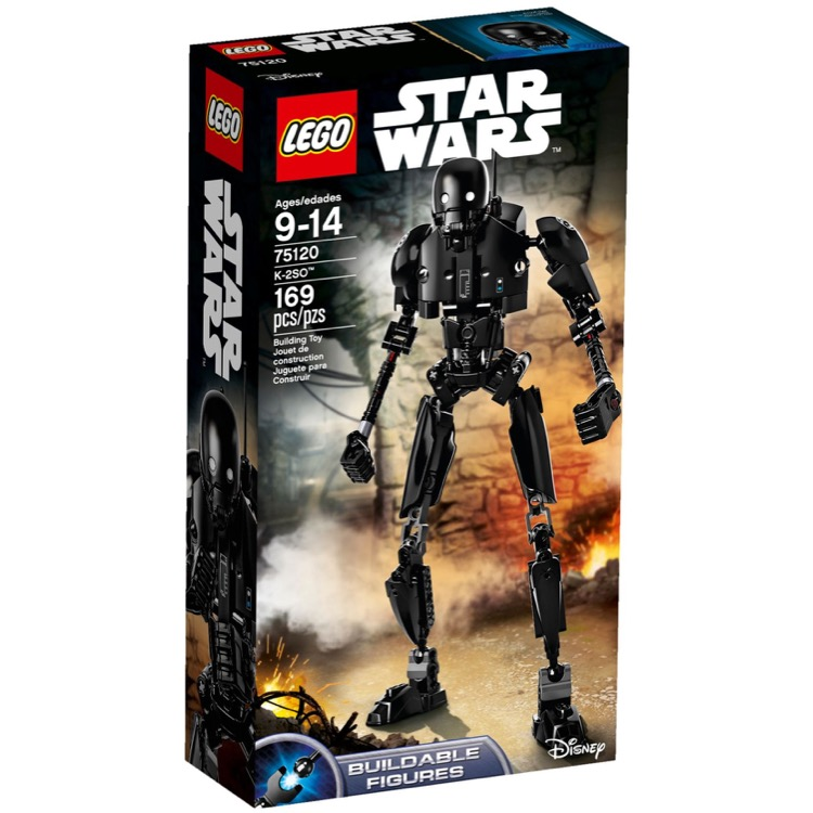 LEGO Star Wars Sets: 75120 K-2SO NEW