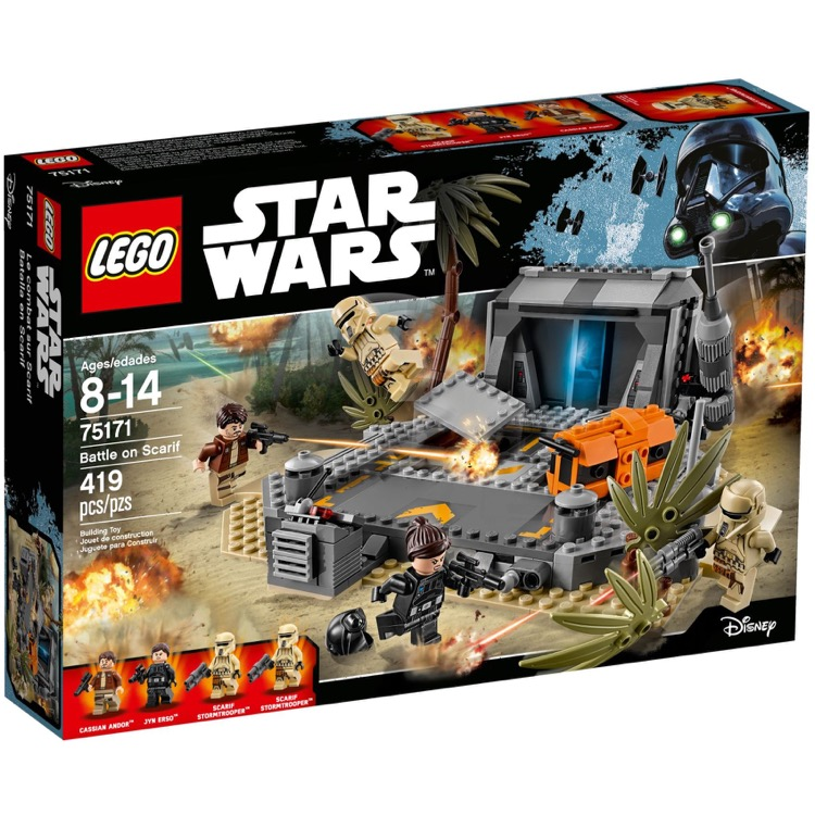 LEGO Star Wars Sets: 75171 Battle on Scarif NEW