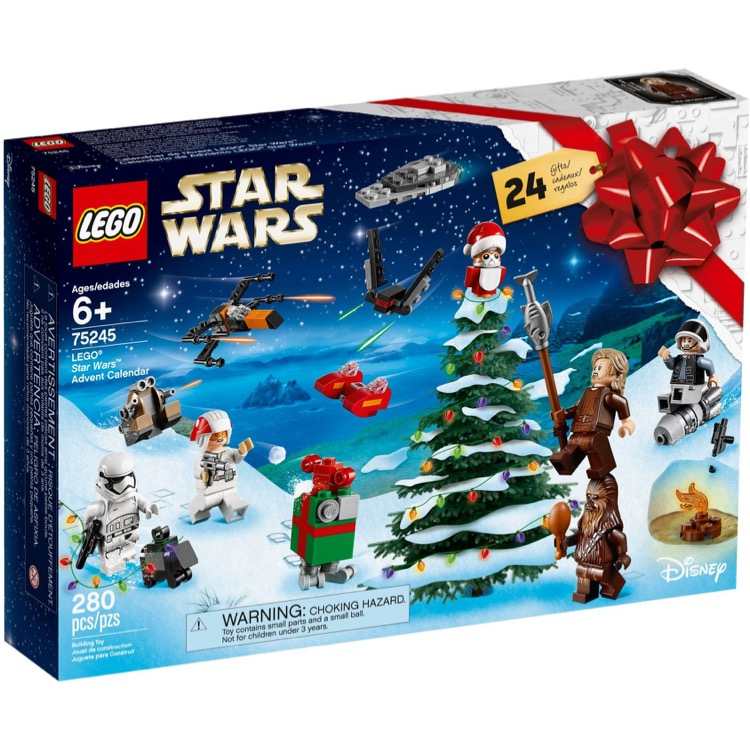 LEGO Star Wars Sets: 75245 LEGO Star Wars Advent Calendar NEW