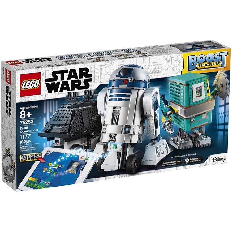 LEGO Star Wars Sets: 75253 Droid Commander NEW