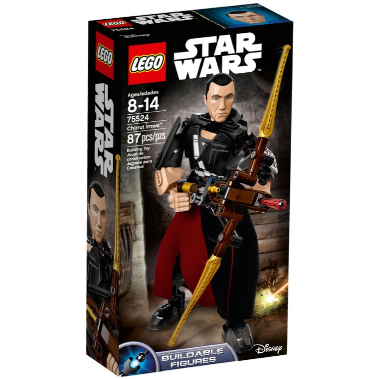 LEGO Star Wars Sets: 75524 Chirrut Imwe NEW