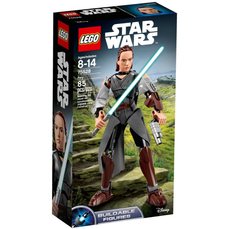 LEGO Star Wars Sets: 75528 Rey NEW