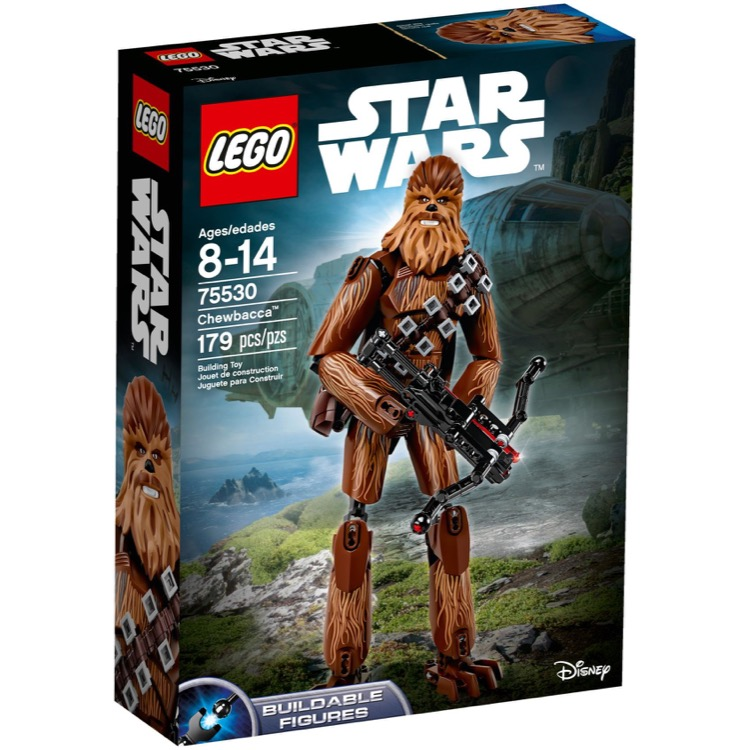 LEGO Star Wars Sets: 75530 Chewbacca NEW *Damaged Box*