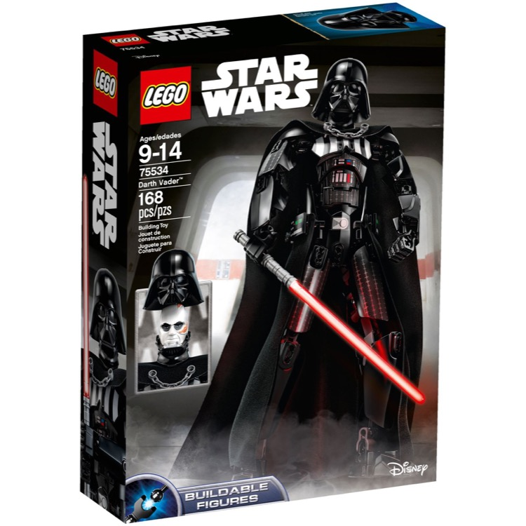 LEGO Star Wars Sets: 75534 Darth Vader NEW
