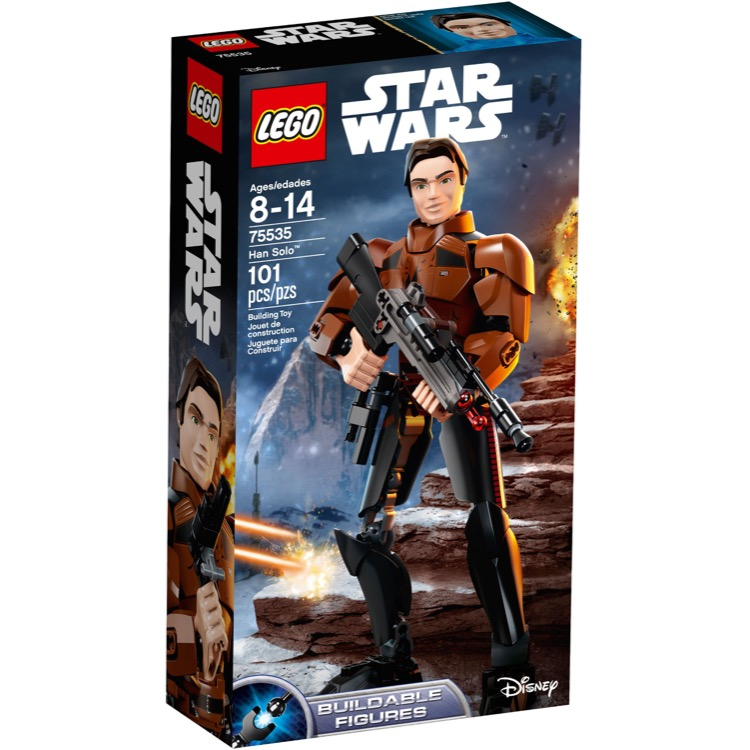LEGO Star Wars Sets: 75535 Han Solo NEW