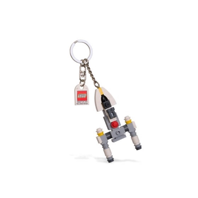 LEGO Star Wars Sets: Classic 852114 Y-wing Fighter Bag Charm Key Chains NEW
