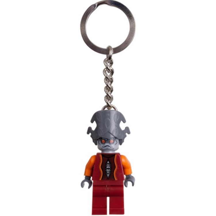 LEGO Star Wars Sets: 852839 Nute Gunray Key Chain NEW