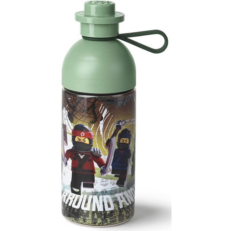 LEGO Storage: 40421741 The LEGO Ninjago Movie 0.5 Liter Hydration Bottle NEW