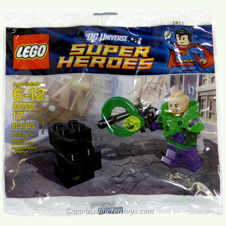 LEGO Super Heroes Sets: DC Comics 30164 Lex Luthor NEW