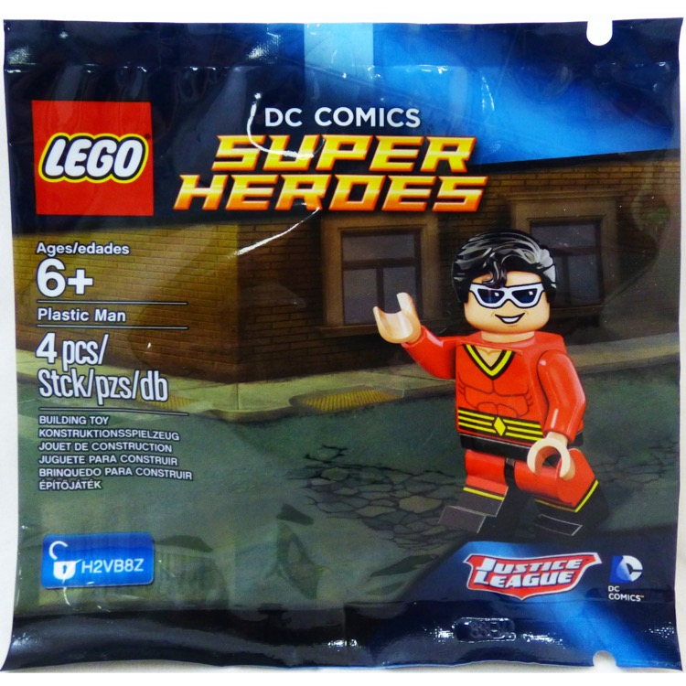 LEGO Super Heroes Sets: DC Comics 5004081 Plastic Man NEW
