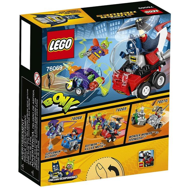 Lego DC Comics Super Heroes Killer Moth  NEU Mighty Micros: Batman vs 76069