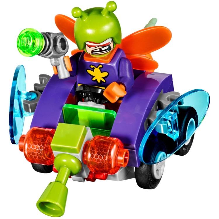 76069 Lego DC Comics Super Heroes Killer Moth  NEU Mighty Micros: Batman vs