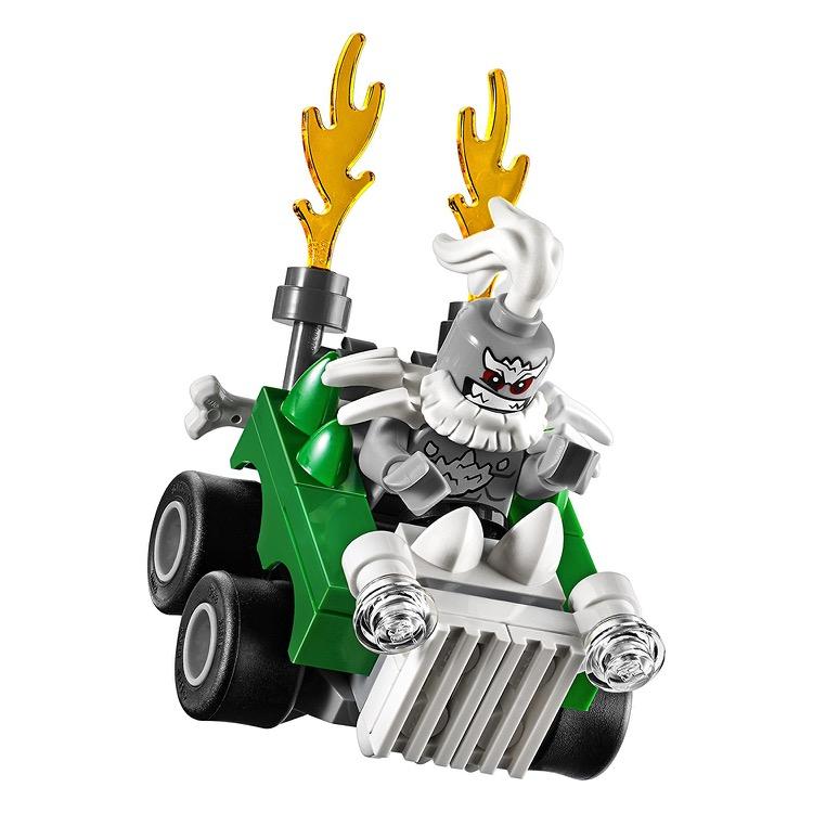 Lego Mighty Micros Doomsday Mini-Figurine avec accessoires