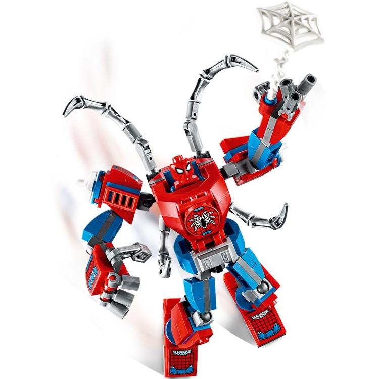 New LEGO Spider-Man Mech # 76146 Superhero