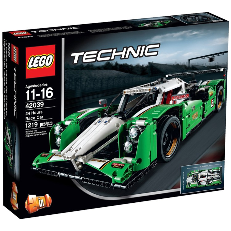 LEGO Technic Sets: 42039 24 Hours Race Car NEW