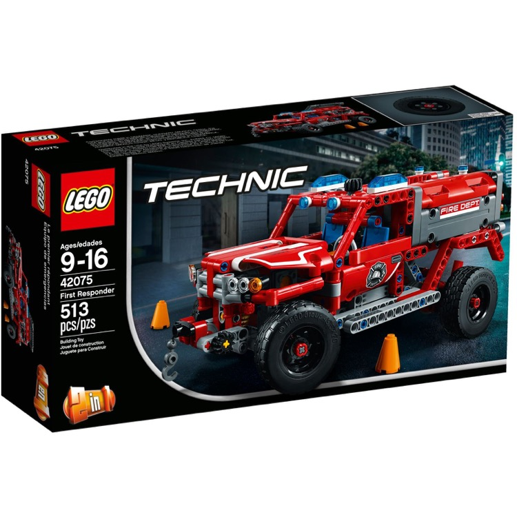 LEGO Technic Sets: 42075 First Responder NEW