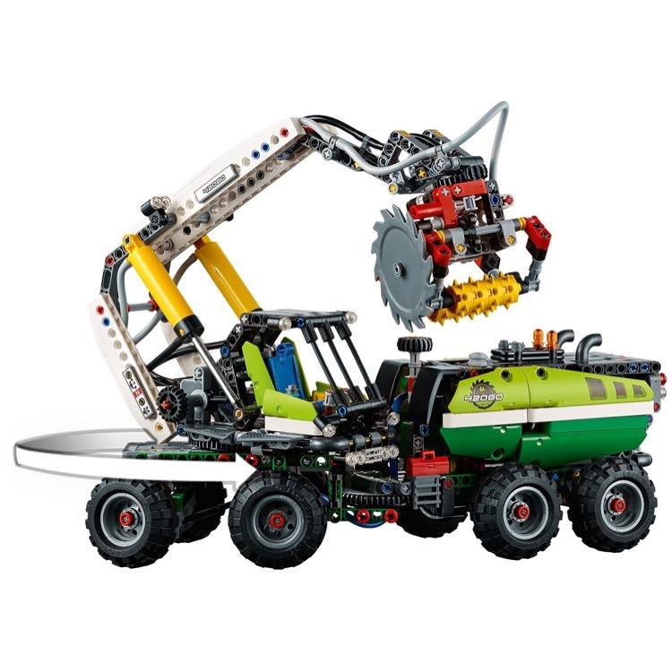 Lego 42080 Technic Forest Machine ** Novo em folha e lacrado **
