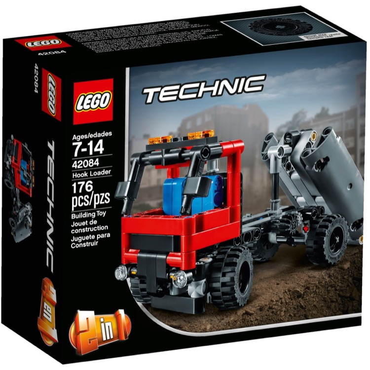 LEGO Technic Sets: 42084 Hook Loader NEW