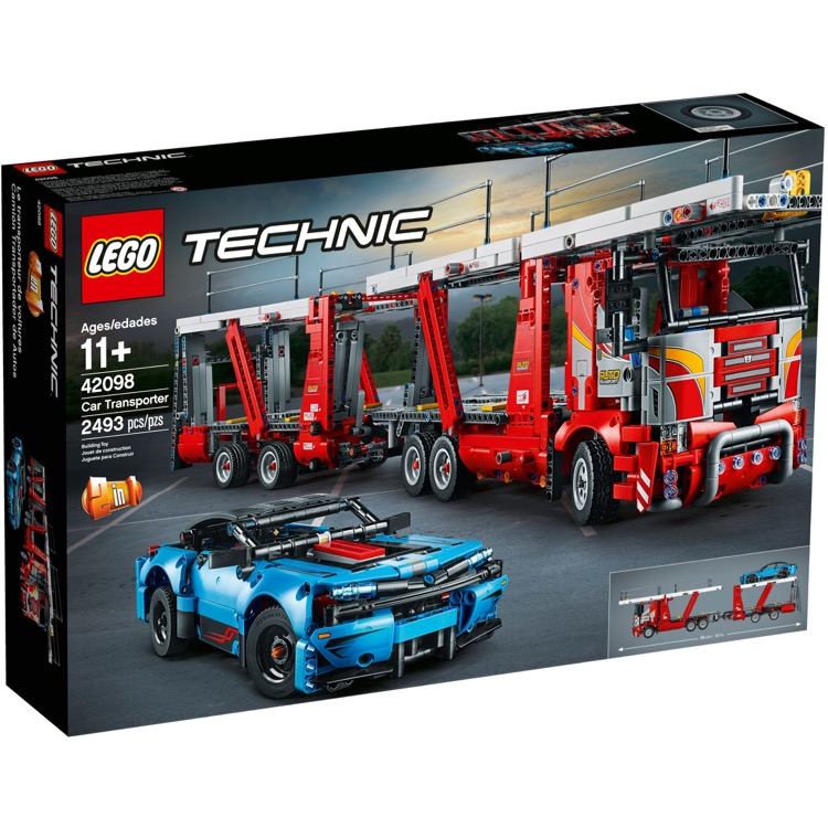 LEGO Technic Sets: 42098 Car Transporter NEW
