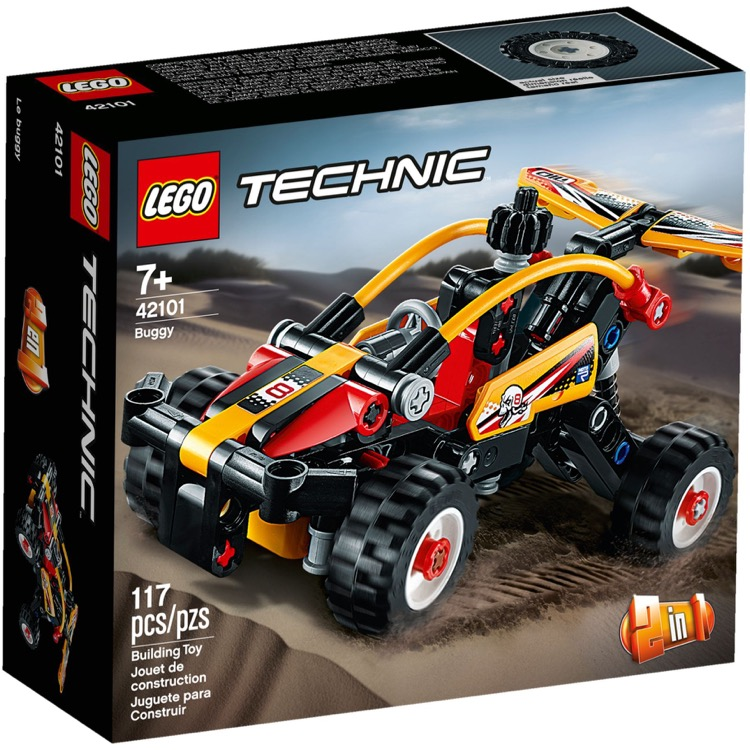 LEGO Technic Sets: 42101 Buggy NEW