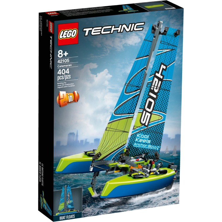 LEGO Technic Sets: 42105 Catamaran NEW