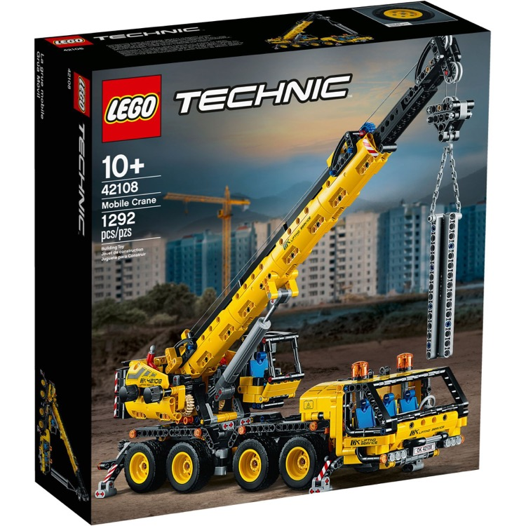 LEGO Technic Sets: 42108 Mobile Crane NEW
