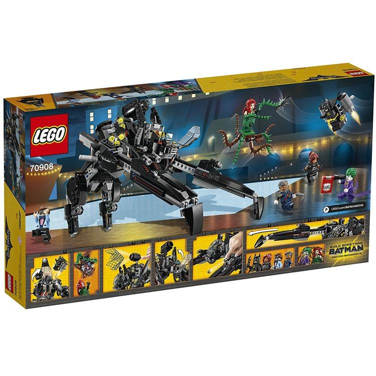 LEGO The LEGO Batman Movie Sets: 70908 The Scuttler NEW