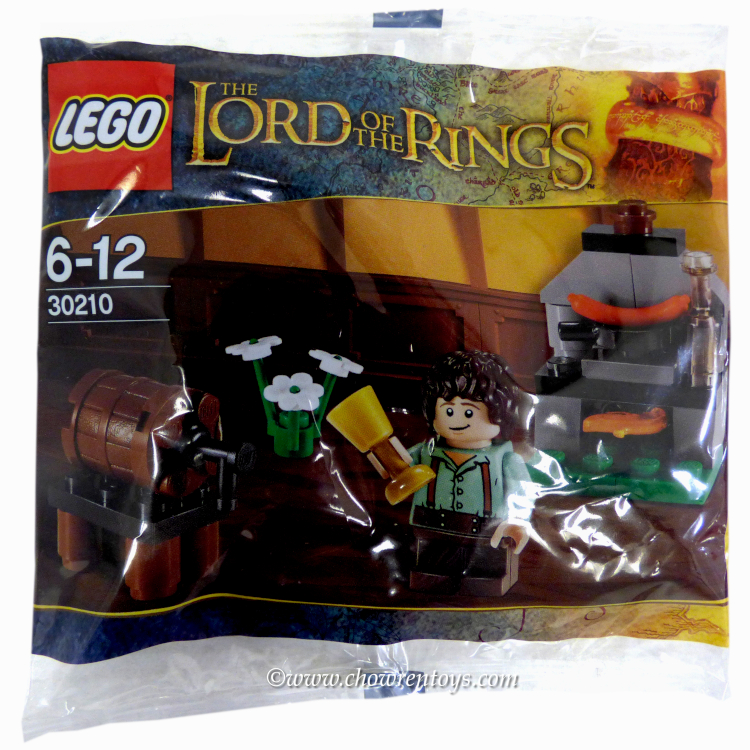 LEGO The Lord of the Rings Sets: 30210 Frodo with Cooking Corner NEW