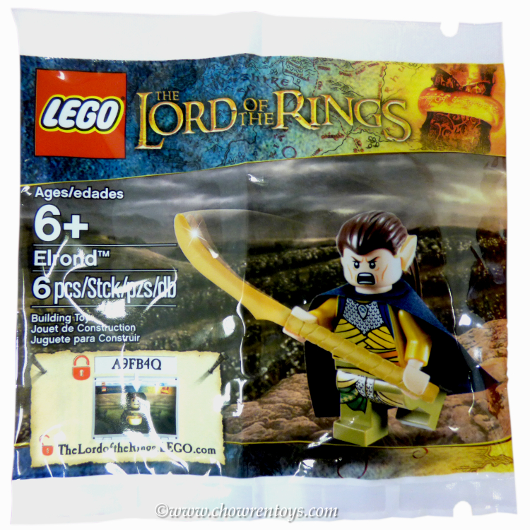 LEGO The Lord of the Rings Sets: 5000202 Elrond 2012 NEW
