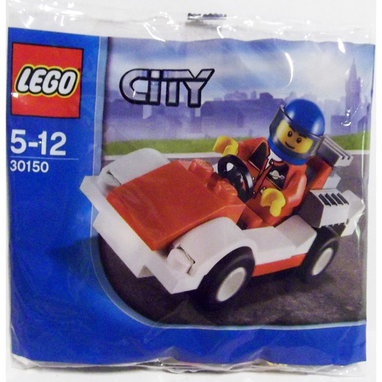LEGO Town Sets: City 30150 Racing Car NEW