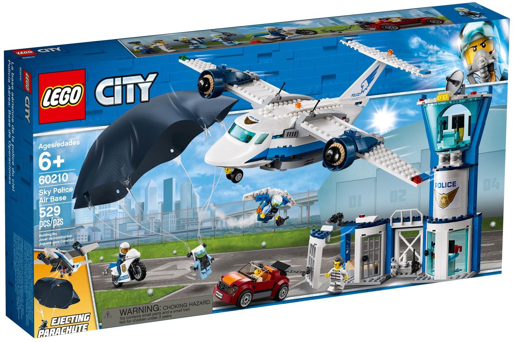 LEGO Town Sets: 60210 City Air Base NEW